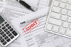 are you being audited by the irs